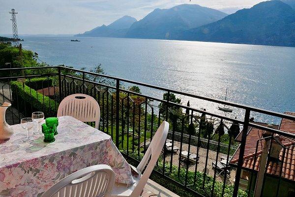 Magnífico apartamento vistas al lago en Malcesine - imágen 1