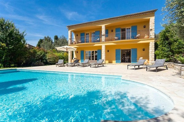 Villa Ciel Bleu à Fayence - Image 1