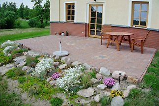 Holiday flat family holiday Gerswalde