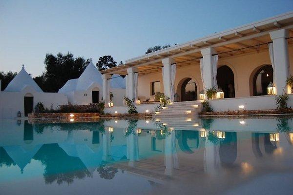 Casa Edda Murr avec piscine privée à Ostuni - Image 1