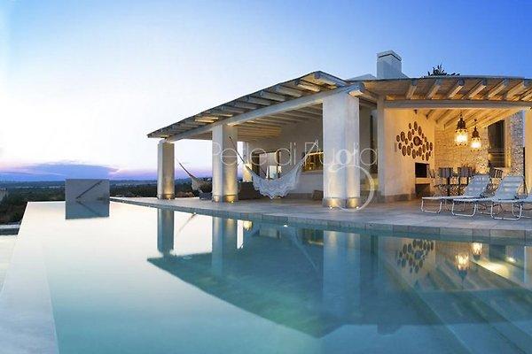 Villa Chianca mit Traumpool in San Pietro in Bevagna - Bild 1