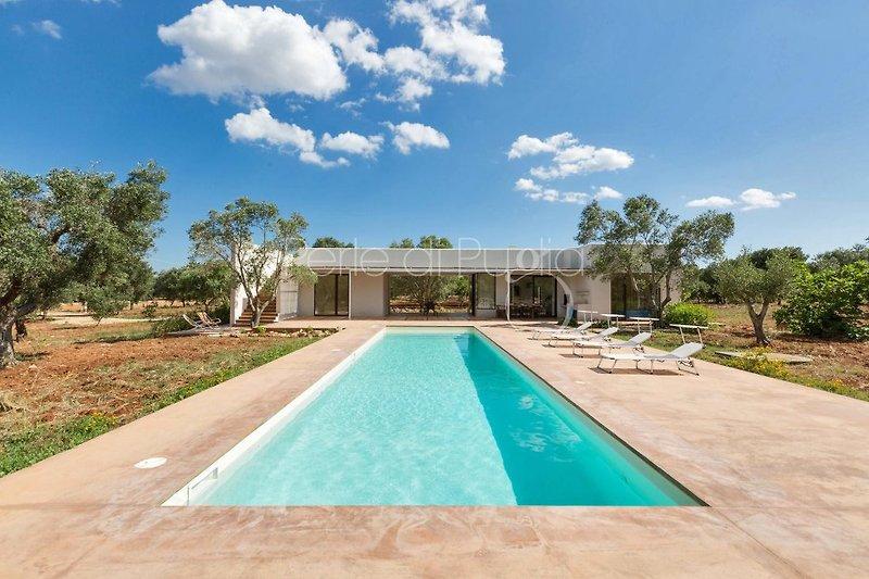 Villa avec piscine privée Clizia à Carovigno - Image 2