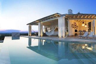 Villa Chianca mit Traumpool
