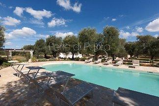 Location Le site avec piscine privée