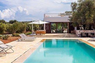 Villa  Diva con piscina privata