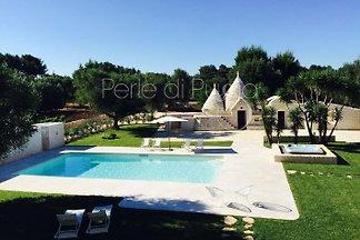 Villa con piscina privata Bijou