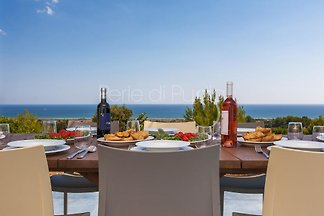 Villa Marine avec vue sur la mer