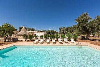 Trullo di Lucia avec piscine privée
