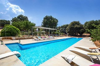 Villa Torre Uliveto con piscina privata