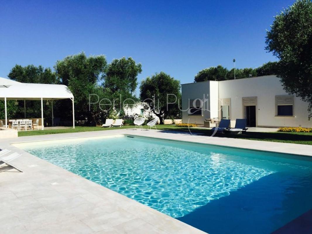 Villa bijou mit privatpool ferienhaus in san michele for Ferienhaus mit privatpool