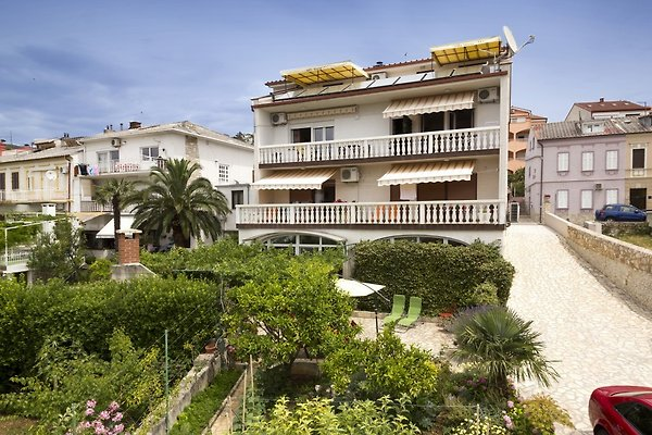 Villa Vesna Europa Apartamentos Habitaciones en Crikvenica - imágen 1