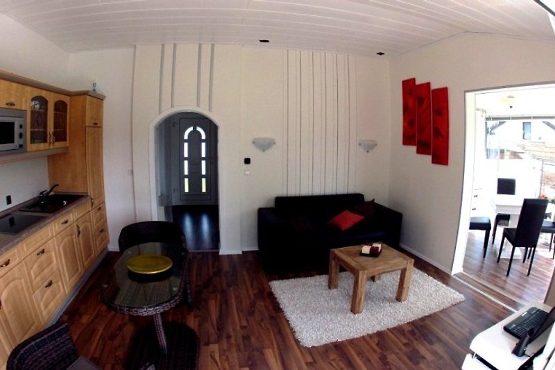 Wohnzimmer & Flur