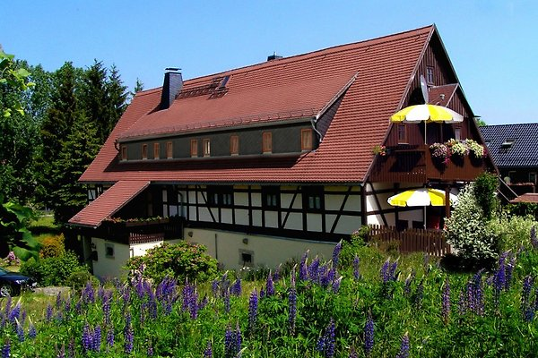 Casa de vacaciones en Hohnstein -  1