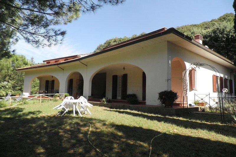 Villa La Fontina