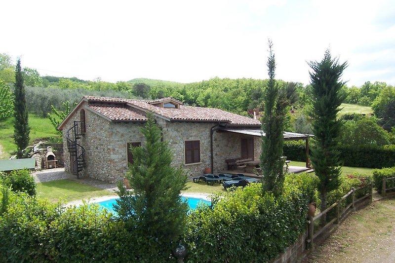 Villa Casetllina
