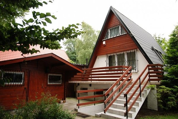 Maison Gądno à Moryn - Image 1