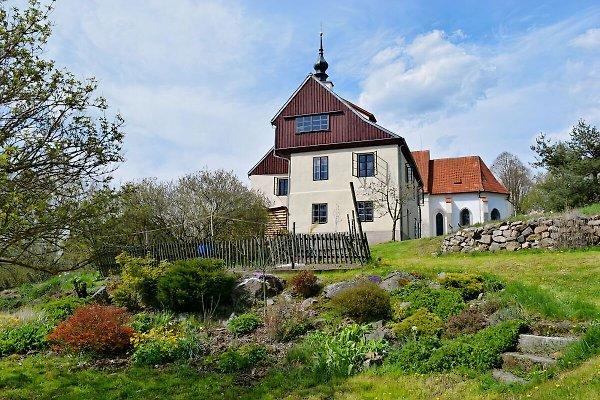 Historische Villa im Bäderdreieck in Brod nad Tichou - Bild 1