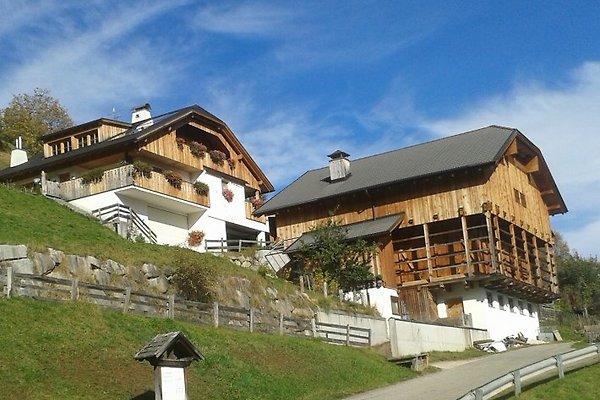 Apartamento Laguscel en los Dolomitas en St. Martin in Thurn - imágen 1