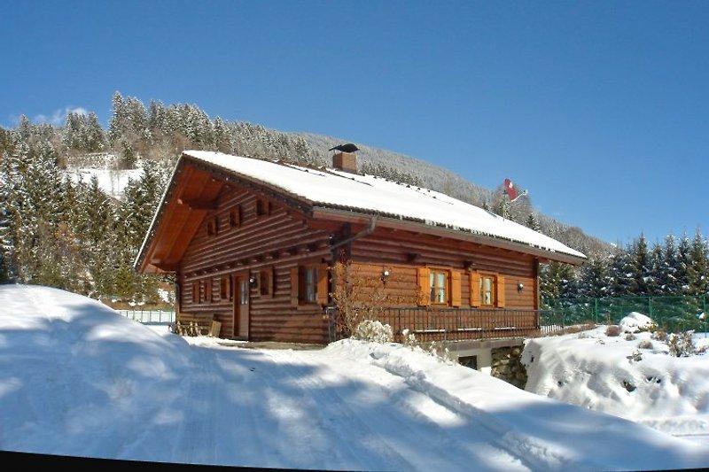 Glocknerhaus im Winter