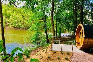 Campingfass Seerose 3