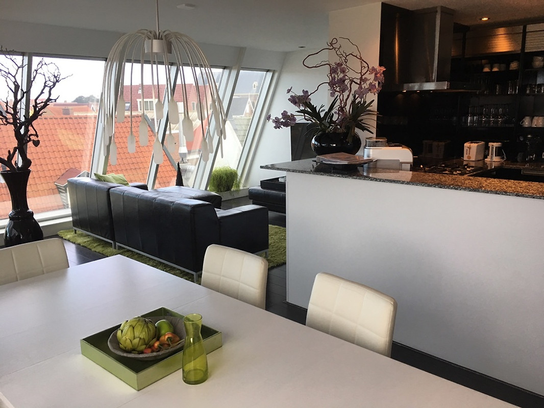 Appartement modern egmond ferienhaus in egmond aan zee mieten