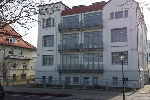 Strandvilla Möve in Warnemünde - Bild 1