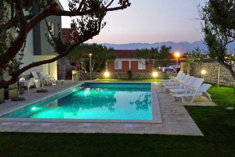 Pool mit Garden