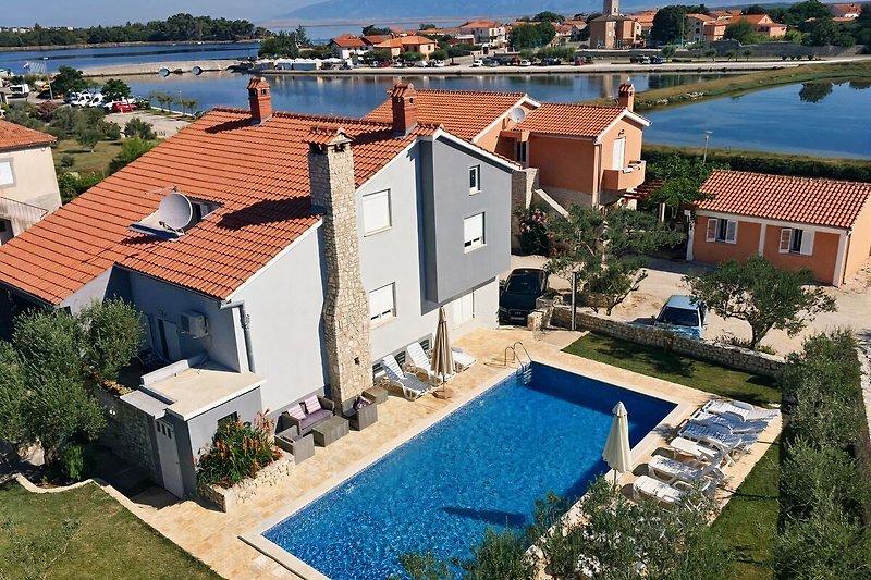 Wohnung mit Pool