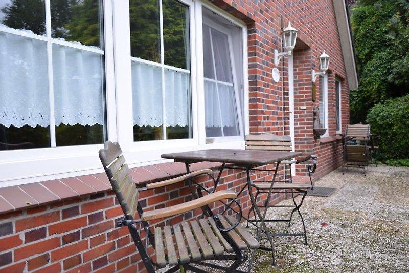 Hauseingang Zum alten Friesen