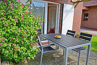Holiday flat in Hooksiel