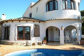 Villa Brigitte, Benissa / Moraira