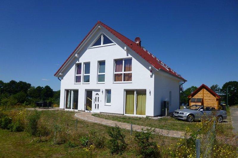 Vilzseehaus Südseite