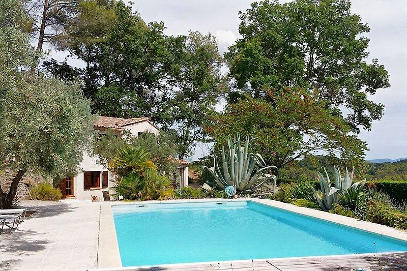 Haus mit Pool