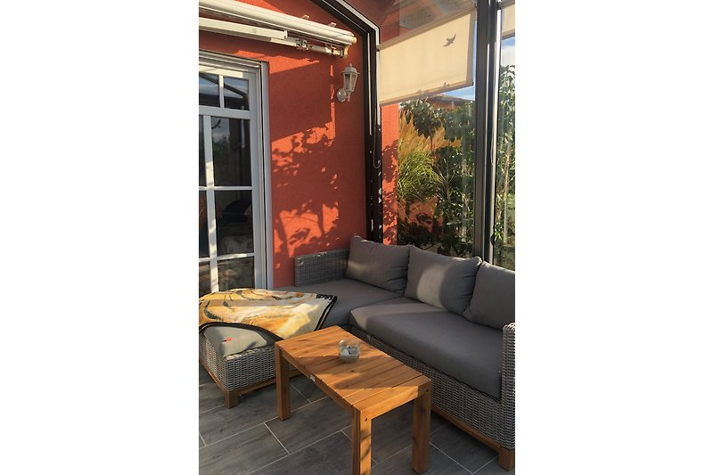 Loungs-Ecke Terrasse