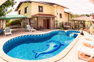 Maison de vacances Vacances relaxation Balchik