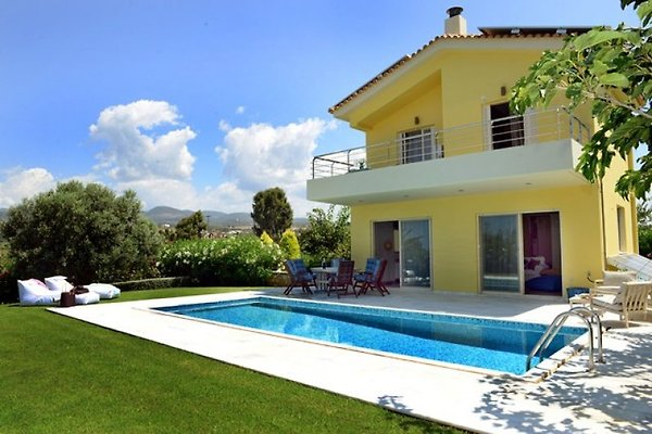 Casa de vacaciones en Kalo Nero - imágen 1