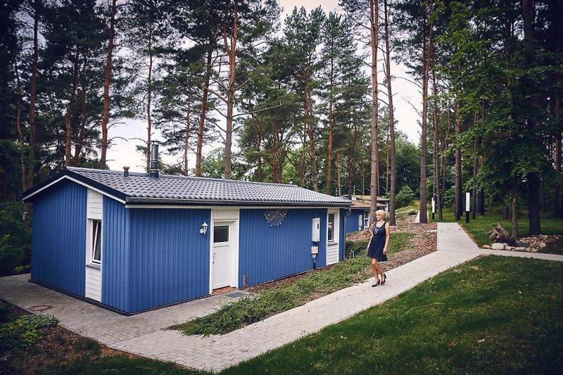 Unsere gepflegte Ferienhausanlage