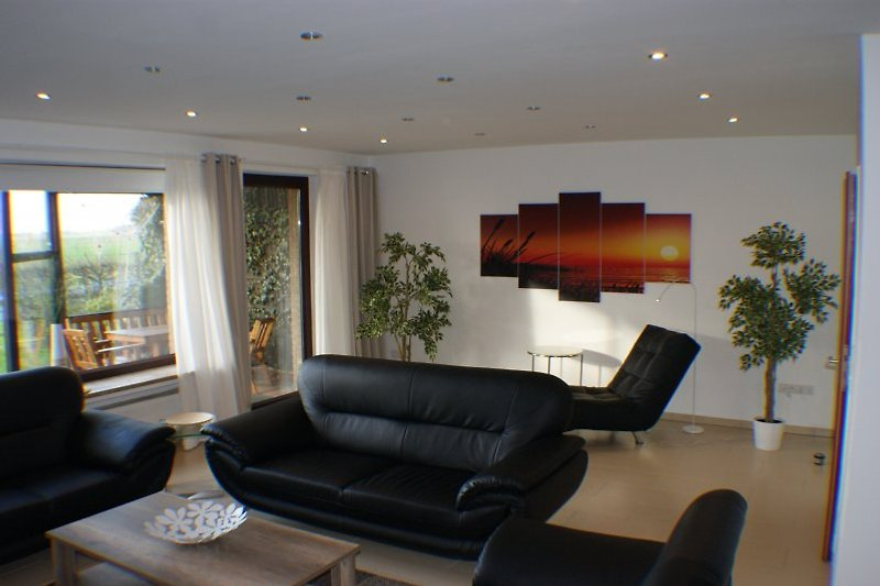 Wohnbereich mit Ruhezone