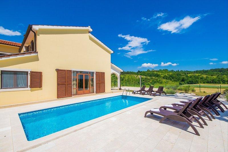 Willkommen in der Villa Gresti