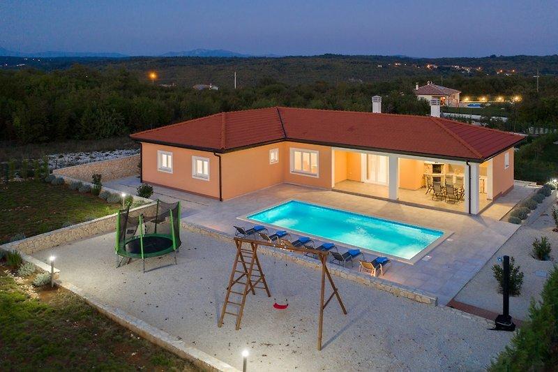 Oase der Ruhe - Villa Oriana