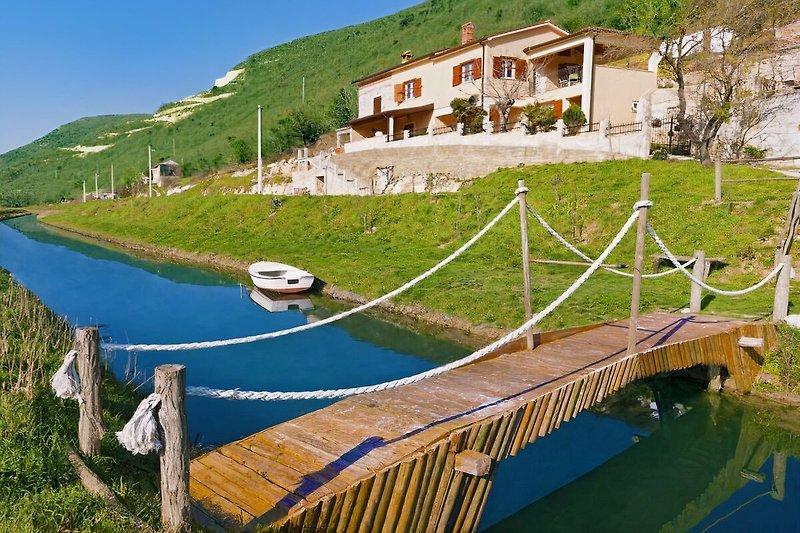 Villa Fani- eine Oase der Ruhe in Istrien