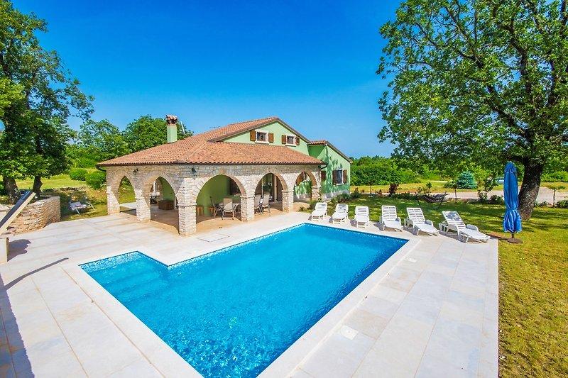 Villa Green House - für einen perfekten Urlaub, den Sie verdienen!