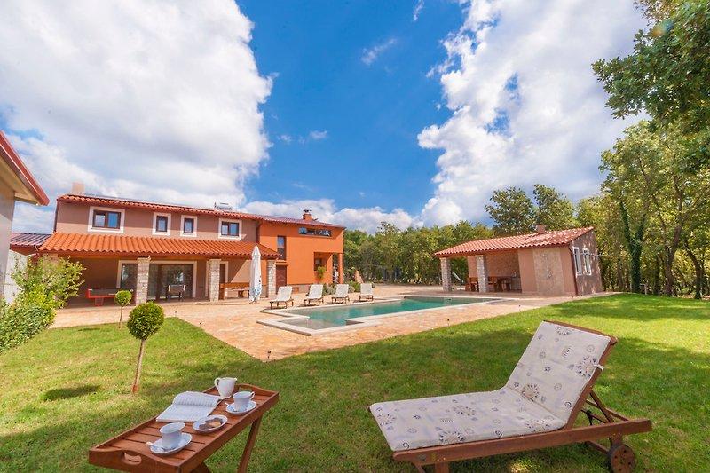 Villa Noina Arka im Süden von Istrien