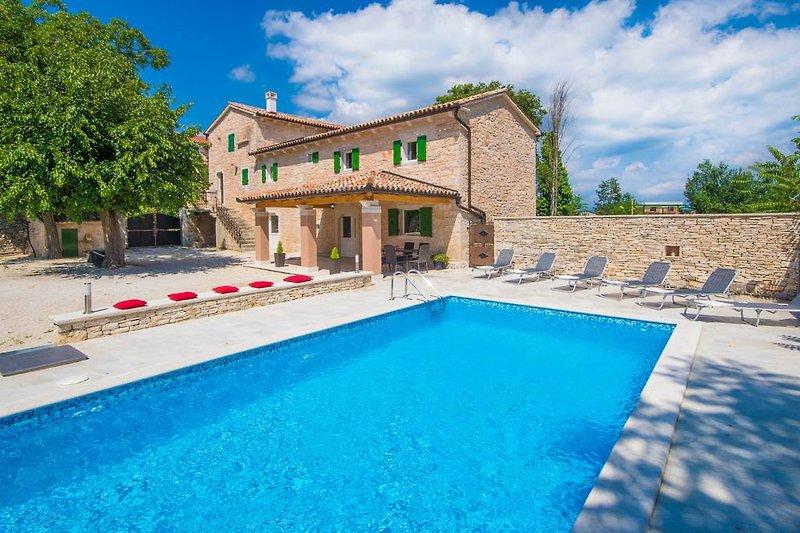 Villa Anton, ruhig und privat