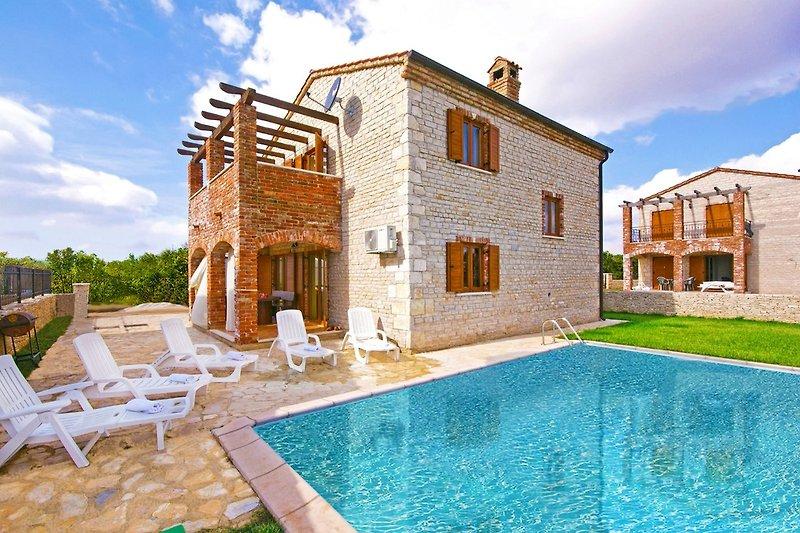 Villa Paradiso Perduto, wunderbaren und sonnigen