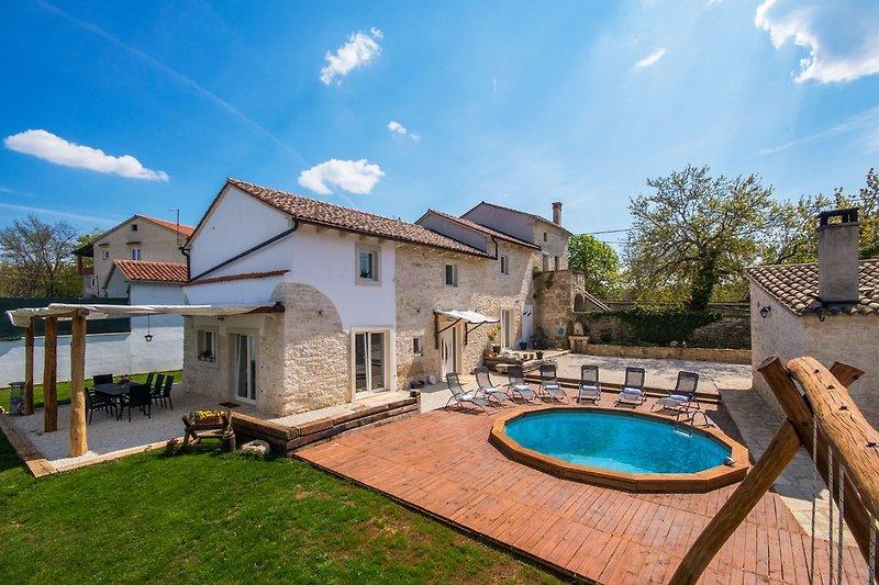Villa Milena - Modrušani