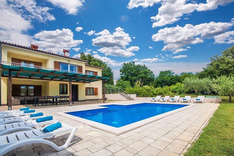 Eine tolle Villa in idyllischer Lage