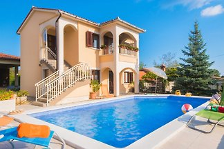 Holiday home relaxing holiday Labin