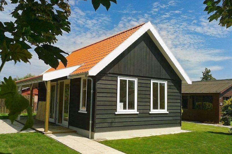Romantische holländisches Haus