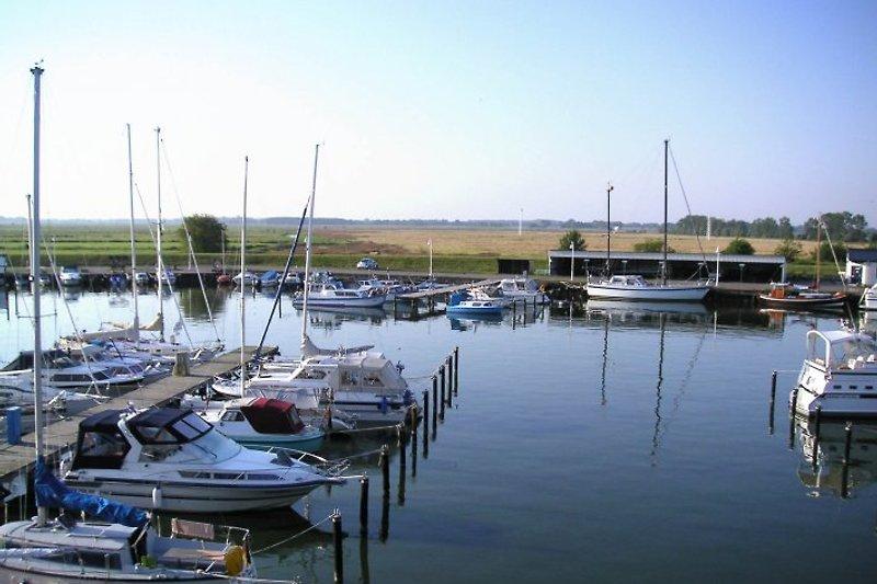 Yachthafen Umgebung